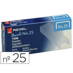GRAP REXEL N. 25 21/4 -CAJA...
